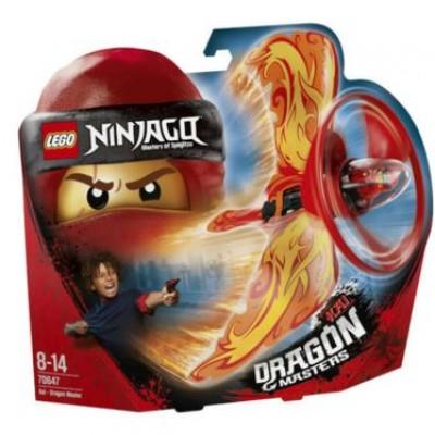 LEGO® NINJAGO® Cole - Dragon Master 70645