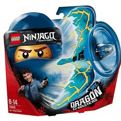 LEGO® NINJAGO® Jay - Dragon Master 70646