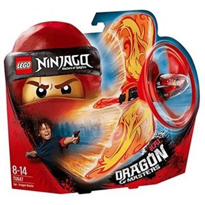 LEGO® NINJAGO® Kai - Dragon Master 70647