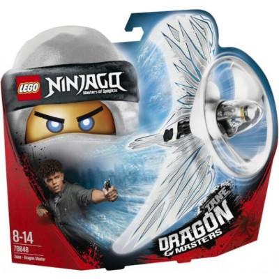 LEGO® NINJAGO® Zane - Dragon Master 70648