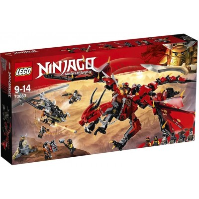 LEGO® NINJAGO® Firstbourne 70653