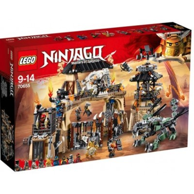 LEGO® NINJAGO® Dragon Pit 70655