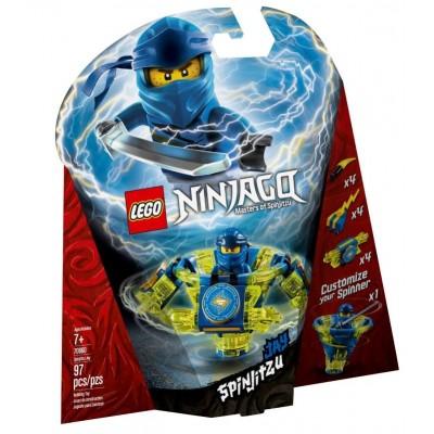 LEGO® NINJAGO® Spinjitzu Jay 70660