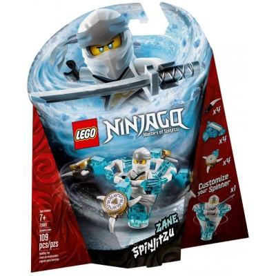 LEGO® NINJAGO® Spinjitzu Zane 70661