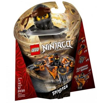 LEGO® NINJAGO® Spinjitzu Cole 70662