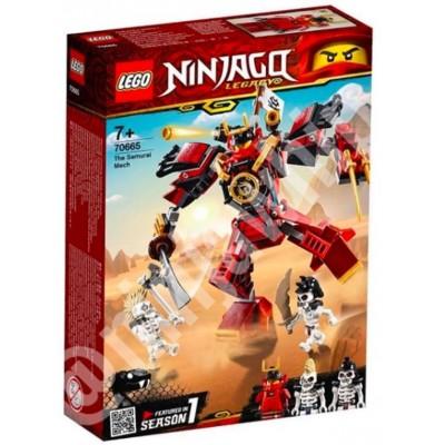 LEGO® NINJAGO® Samurai Mech 70665