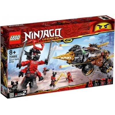 LEGO® NINJAGO® Cole's Earth Driller 70669