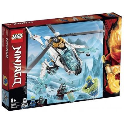 LEGO® NINJAGO® ShuriCopter 70673