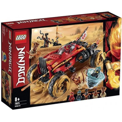 LEGO® NINJAGO® Katana 4x4 70675