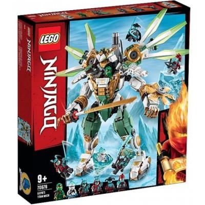 LEGO® NINJAGO® Lloyd's Titan Mech 70676