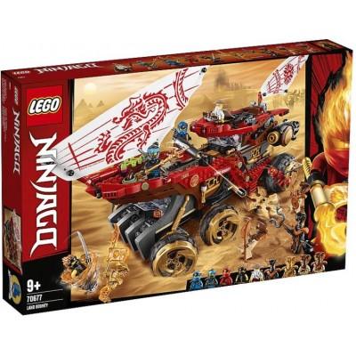 LEGO® NINJAGO® Land Bounty 70677