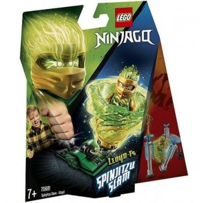 LEGO® NINJAGO® Spinjitzu Slam - Lloyd 70681
