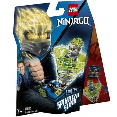 LEGO® NINJAGO® Spinjitzu Slam - Jay 70682