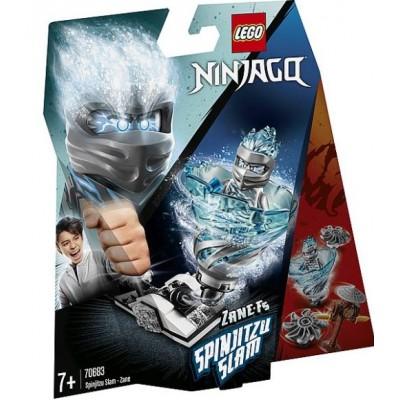 LEGO® NINJAGO® Spinjitzu Slam - Zane 70683