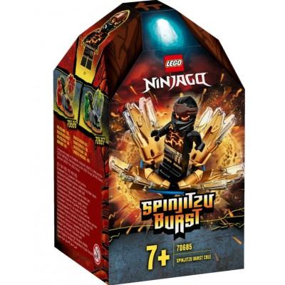 LEGO® NINJAGO® Spinjitzu Burst - Cole 70685