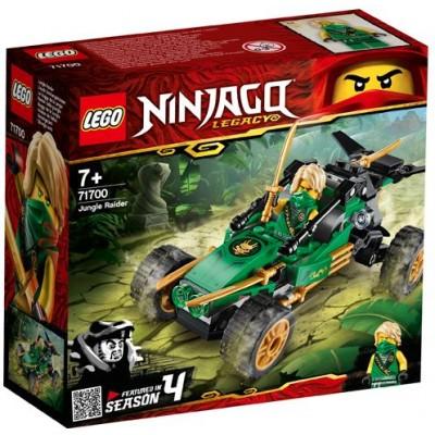 LEGO® NINJAGO® Jungle Raider 71700