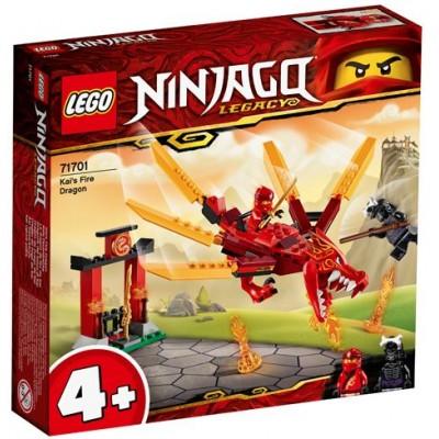 LEGO® NINJAGO® Kai's Fire Dragon 71701