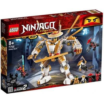 LEGO® NINJAGO® Golden Mech 71702