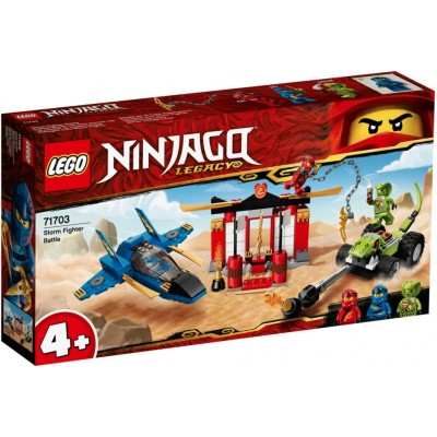 LEGO® NINJAGO® Storm Fighter Battle 71703