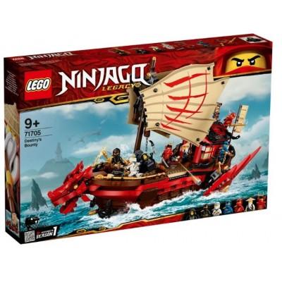 LEGO® NINJAGO® Destiny's Bounty 71705