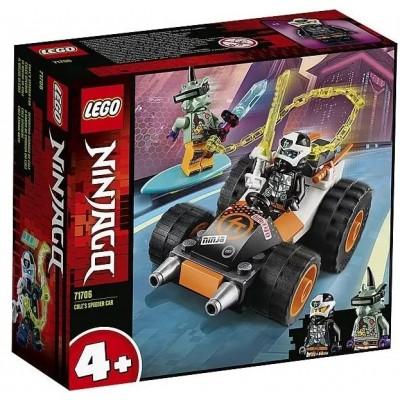 LEGO® NINJAGO® Cole's Speeder Car 71706