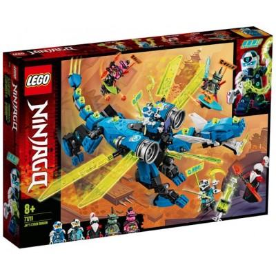 LEGO® NINJAGO® Jay's Cyber Dragon 71711