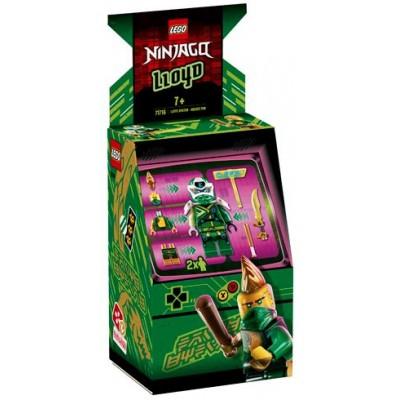 LEGO® NINJAGO® Lloyd Avatar - Arcade Pod 71716