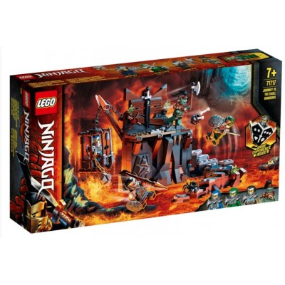 LEGO® NINJAGO® Journey to the Skull Dungeons 71717
