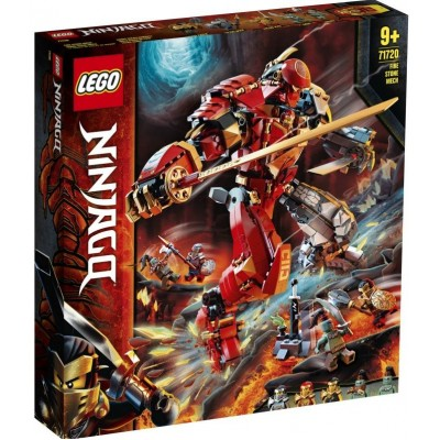 LEGO® NINJAGO® Fire Stone Mech 71720