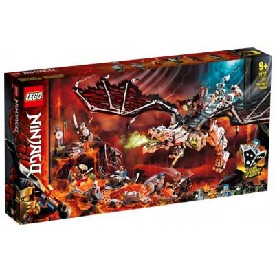 LEGO® NINJAGO® Skull Sorcerer's Dragon 71721