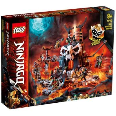 LEGO® NINJAGO® Skull Sorcerer's Dungeons 71722