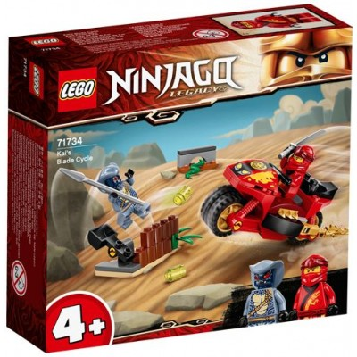 LEGO® NINJAGO® Kai's Blade Cycle 71734