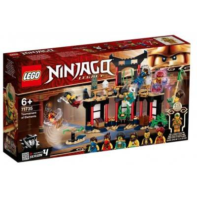 LEGO® NINJAGO® Tournament of Elements 71735
