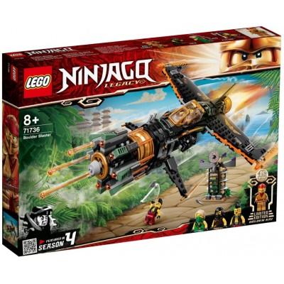 LEGO® NINJAGO® Boulder Blaster 71736