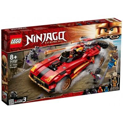 LEGO® NINJAGO® X-1 Ninja Charger 71737
