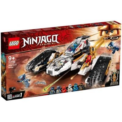 LEGO® NINJAGO® Ultra Sonic Raider 71739
