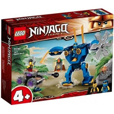 LEGO® NINJAGO® Jay's Electro Mech 71740