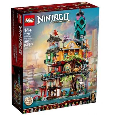 LEGO® NINJAGO® City Gardens 71741