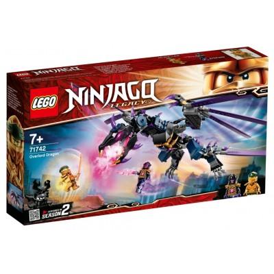 LEGO® NINJAGO® Overlord Dragon 71742