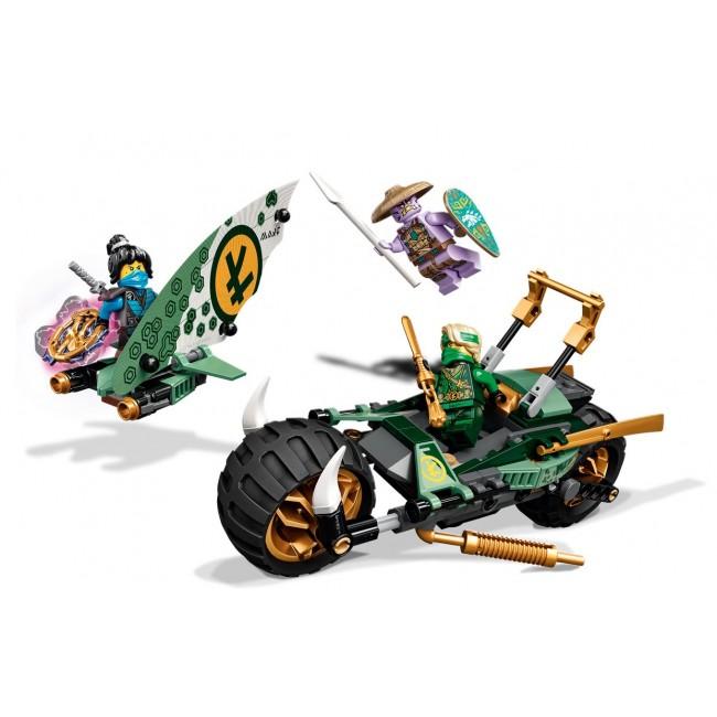 LEGO® NINJAGO® Lloyd's Jungle Chopper Bike 71745