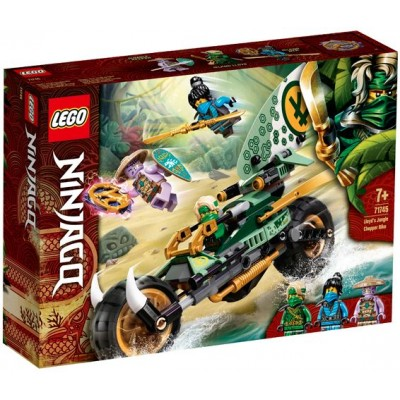 LEGO® NINJAGO® Lloyd's Jungle Chopper Bike 71745