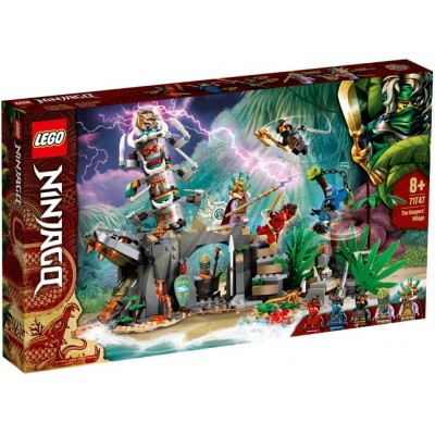 LEGO® NINJAGO® The Keepers' Village 71747