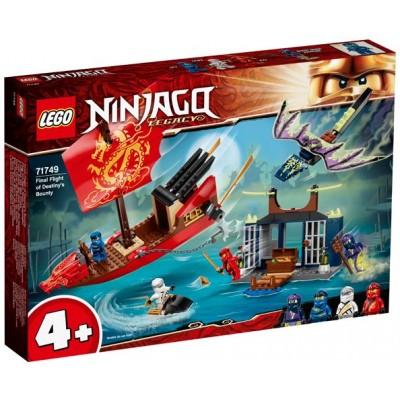 LEGO® NINJAGO® Final Flight of Destiny's Bounty 71749
