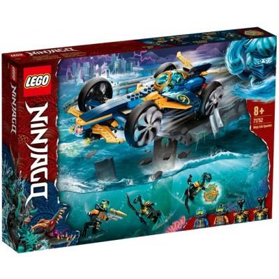 LEGO® NINJAGO® Ninja Sub Speeder 71752
