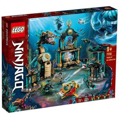 LEGO® NINJAGO® Temple of the Endless Sea 71755