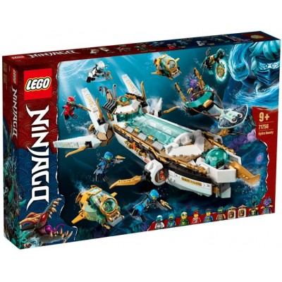 LEGO® NINJAGO® Hydro Bounty 71756