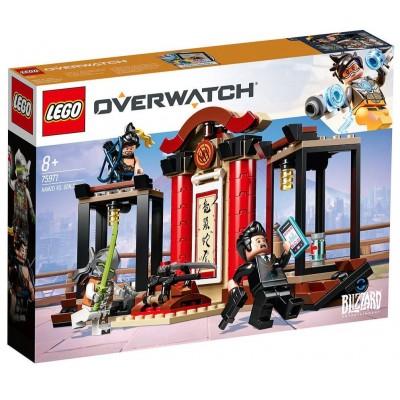 LEGO® Overwatch® Hanzo vs. Genji 75971