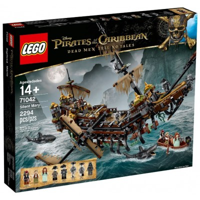 LEGO® Silent Mary Pirates of the Caribbean 71042