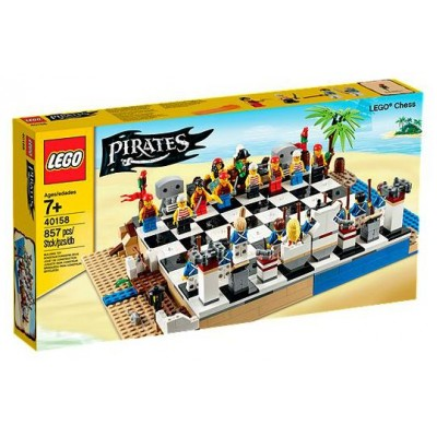 LEGO® Pirates Chess Set