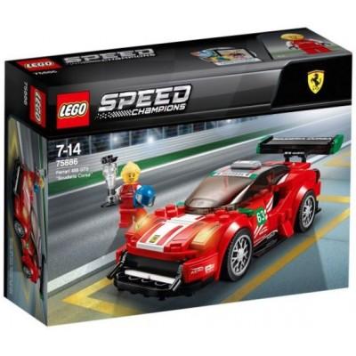 """LEGO® Speed Champions Ferrari 488 GT3 """"Scuderia Corsa"""" 75886"""